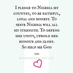 #Repost @godsowndivaclub  Our Pledge Our Prayer   Happy Independence Day Nigeria  #ProudlyNigerian #GodsOwnDiva