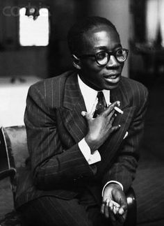 Léopold Sédar Senghor, first Senegalese president, Senegalese poet