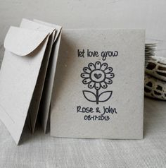 Items similar to Outdoor Wedding Favors - S'More Love - Personalized and Custom - DaSweetZpot on Etsy