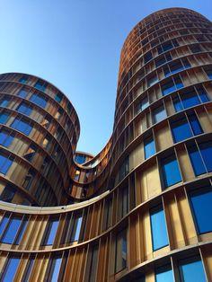 Axel towers, Copenhagen
