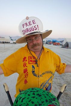 'My Vacation Is Your Worst Nightmare': Burning Man 2014 Photos And Videos: SFist