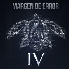 Portada disco Margen De Error - IV