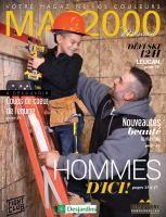 Magazine de février 2016 du MAG2000 Mauricie.