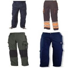 Cargos Trousers