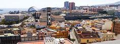 Panorámicas de #SantaCruzDeTenerife