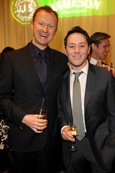 """macpye: """"I really like this picture, not just because it has Mark Gatiss and Reece Shearsmith looking dashing, but because it also has Ian Hallard looking gorgeous in the background. Looking Gorgeous, Gorgeous Men, Beautiful, Inside No 9, Steve Pemberton, Reece Shearsmith, League Of Gentlemen, Mycroft Holmes, Mark Gatiss"""