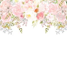 Floral Water Color Wallpaper for Nursery Flower Background Wallpaper, Flower Backgrounds, Colorful Wallpaper, Wallpaper Backgrounds, Floral Wallpapers, Watercolor Wallpaper, Watercolor Flowers, Buch Design, Nursery Wallpaper