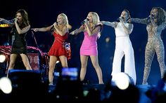 Olympic Closing Ceremony London 2012: Spice Girls - Telegraph