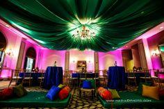 Mehndi setting #colorful #mehndi #indian Mehndi Party, South Asian Wedding, Event Decor, Wedding Planning, Wedding Photography, Colorful, Indian, Wedding Photos, Wedding Pictures