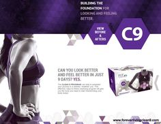 Can you look better and feel better in just 9 days? The clean 9 program can help you jump start your journey to a slimmer, healthier you. Forever Living Aloe Vera, Forever Aloe, Forever Living Products, Clean9, Forever Living Business, Cleanse Program, Healthier You, Loose Weight, Weight Management