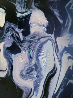 Patternity: Digi Swirl [Abstract, Art, Digital, Layer, Liquid, Marble, Melt, Swirl]