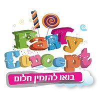 Party Concept   ארגון ועיצוב ימי הולדת ומסיבות