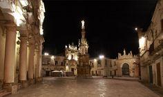 Nardò- Salento - Italy http://www.salentourist.it/default_en.aspx