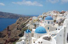 Embarque a Conhecer Santorini