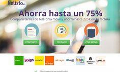 El comparador de precios Kelisto dispone de un apartado para encontrar las mejores ofertas de telefonía móvil y ayudarnos a ahorrar en la factura mensual.