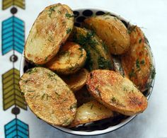 Brined Dill Potatoes