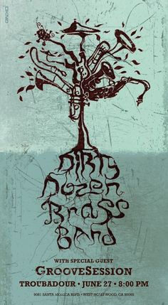 Dirty Dozen Brass Band, GrooveSession