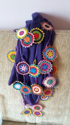 Crochet Home, Easy Crochet, Filet Crochet, Knit Crochet, Crochet Designs, Crochet Patterns, Textiles, Crochet Accessories, Crochet Flowers