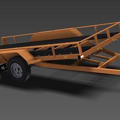 10 best flatbed tilt trailer trailer plans images tilt. Black Bedroom Furniture Sets. Home Design Ideas