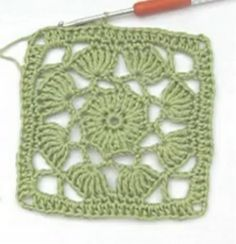 Granny Square Patterns with youtube tutorials