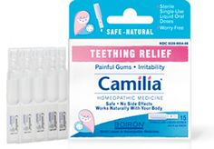 Camilia - for teething