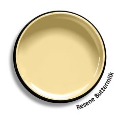 Resene Buttermilk is a warm yellow with a slight hint of orange. From the Resene Multifinish colour collection. Try a Resene testpot or view a physical sample at your Resene ColorShop or Reseller before making your final colour choice. www.resene.co.nz