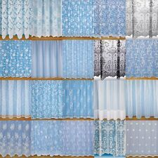 Amazing Value Net Curtain Voiles Choice Of Design~Quality Nets Sold By The Metre Net Curtains, Curtains With Blinds, 30 Day Abs, Pelmets, Blinds For Windows, Diy Windows, White Chic, Cheap Michael Kors, Diamond Quilt