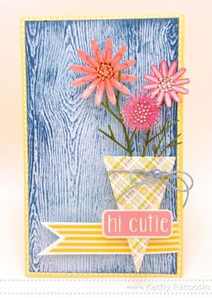 Giveaway Simon Says Stamp March Card Kit