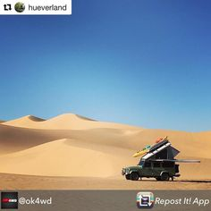 The first Alu-Cab Icarus Roof Conversion in the US by @ok4wd - looks like fun @hueverland ! :)  Repost from @ok4wd using   Where will your #ok4wdbuilt rig bring you?🗺 •  •  •  #ok4wd #since79 #vehicleoutfitters #Dunes #Huey166 #DefenderHeritage #Defender110 #DefenderCamper #HUE166 #getoutside #overland #overlander #exploremore #adventuremobile #roadtripping @hueverland