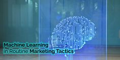Machine Learning is the school of computer science that enables computers to learn without programming them exclusively. Marketing Tactics, Content Marketing, Ml Algorithms, Know Your Customer, Power Of Social Media, Facial Recognition, Getting To Know You, Decision Making, Machine Learning
