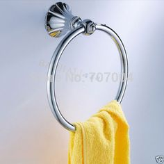 $41.00 (Buy here: https://alitems.com/g/1e8d114494ebda23ff8b16525dc3e8/?i=5&ulp=https%3A%2F%2Fwww.aliexpress.com%2Fitem%2FFree-Shipping-Wholesale-and-Retail-Chrome-Finished-Creative-Round-Bath-Towel-Ring-Brass-Circular-Ring-Towel%2F2013800970.html ) Free Shipping Wholesale and Retail  Chrome Finished Creative Round Bath Towel Ring Brass Circular Ring Towel Holder for just $41.00