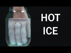 ¿Sabes lo que es el hielo caliente? Aprende a hacer este divertido experimento en casa | La voz del muro