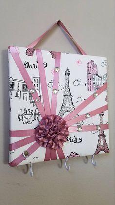 #handmade #craft #etsy #visionboard #memoryboard #photoboard #keyholder #bowholder #paris #giftidea #wholesale #wholesalewelcome #customorder #homedecor #parisdecor #EiffelTower