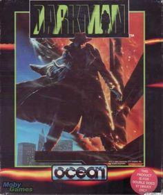 Atari ST Games - Darkman