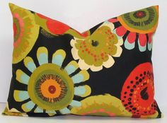 OUTDOOR PILLOW Sale.12x16 Or 12x18 Inch.Pillow Covers.Printed Fabric Front  And Back.GOLDEN Yellow Flower.Floral.Gold Cushion Cover.Cm | Outdoor  Pillows Sale ...