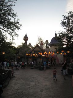 We visited the new Fantasyland at Magic Kingdom in May 2013, we also experienced the new Be Our Guest Restaurant