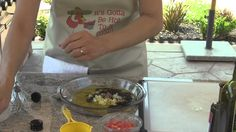 How To Grill Portabella Mushrooms Marinated And Stuffed By Rockin Robin -- Watch Rockin Robin create this delicious recipe at http://myrecipepicks.com/2342/RockinRobin/how-to-grill-portabella-mushrooms-marinated-and-stuffed-by-rockin-robin/
