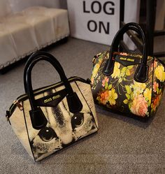 Find More Shoulder Bags Information about 2014 women bag fashion women handbag 3D printing bag fashion flowers printing bag shoulder bag pu leather free shipping,High Quality Shoulder Bags from Cissie Bags Ltd. on Aliexpress.com