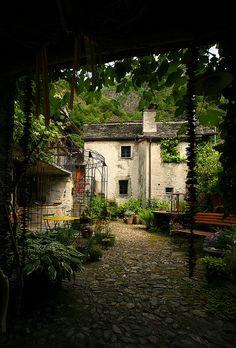 Coglio, Ticino, Switzerland
