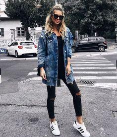 Zorannah wearing a Zara jacket