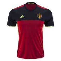 2016 Belgium Home Soccer Jersey Shirt | Belgium Jersey Shirt sale | Gogoalshop