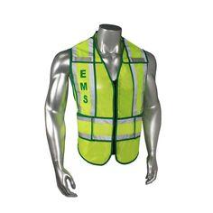 Radians LHV-207-SPT-EMS EMS Safety Vest ANSI CL2