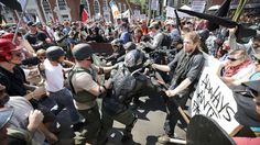 The aftermath of a white nationalist rally in Charlottesville, Virginia, turned deadly on Saturday after a 20-year-old Ohio man allegedly accelerated his car into a crowd of counter-protesters, killing a 32-year-old woman and wounding several others.   Conflict in the college town, however,... - #Cha, #Led, #Timeline, #TopStories, #Unfolded, #Violence