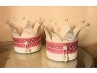 Bildergebnis für kronen basteln aus blechdosen