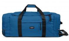 Rollentasche Leatherface L Urban Blue blau Eastpak Nylons, Gym Bag, Urban, Travel Bags, Suitcase, Zipper Bags, Blue, Duffle Bags