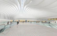 Santiago Calatrava - WTC transpo hub