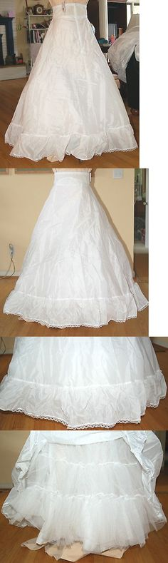 Slips Petticoats And Hoops Petticoat Layer Womens Tulle
