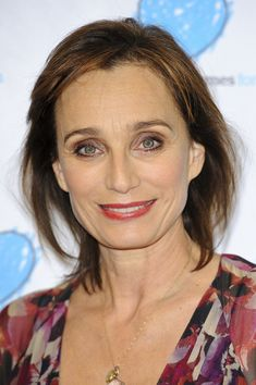 Kristin Scott Thomas Photos - 'Finding Family' Premieres in London - Zimbio