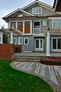 Craftsman Style Homes Design Ideas, Pictures, Remodel, and Decor - page 189