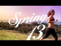 Moving Comfort Spring 2013 Collection Video.  Shop at http://lordshopping.com/movingcomfort.asp